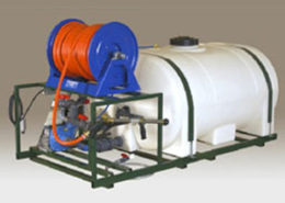 Skid Sprayer Compost Tea